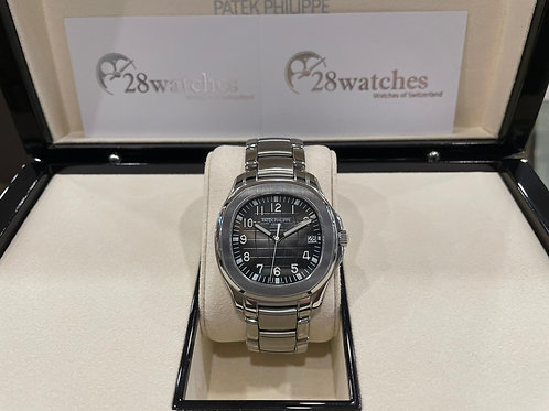 Pre-Owned Patek Philippe Aquanaut 5167/1A-001 二手行貨 - 尖沙咀店