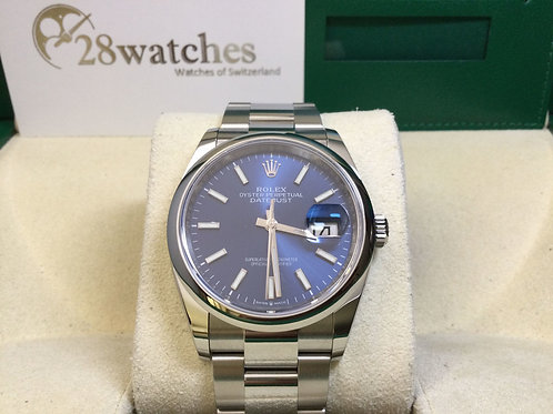 Brand new Rolex Datejust 126200-0006 全新 - 銅鑼灣店