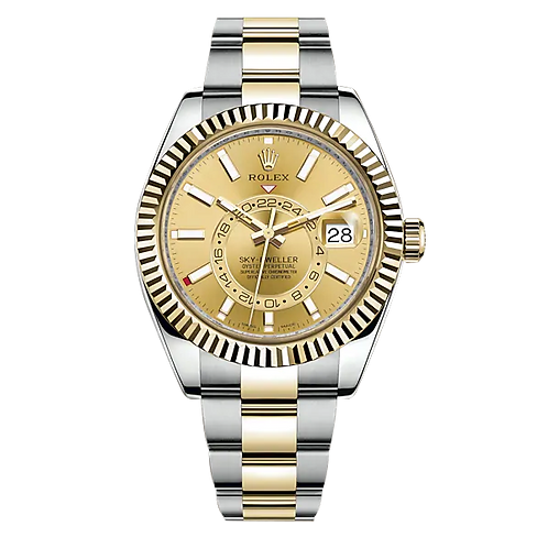 全新 Rolex Sky-Dweller 326933