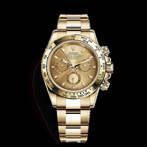 Rolex Daytona 116508-0003 Champagne-colour