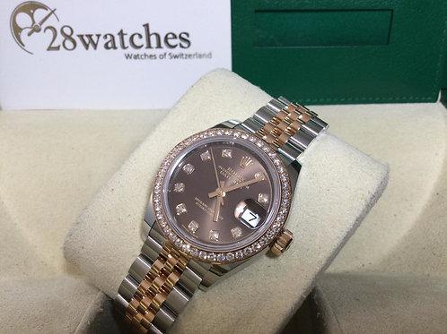 NOS Rolex Datejust 279381RBR 未用品  - 銅鑼灣店