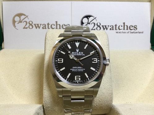 Brand new Rolex Explorer 214270 全新 N000979 NXW056 - 銅鑼灣店