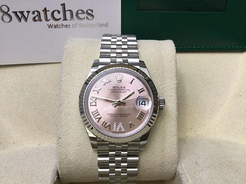 Brand new Rolex Lady-Datejust 278274 全新 - 銅鑼灣店