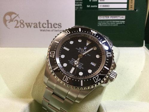 Pre-Owned Rolex Deepsea 116660 二手 - 銅鑼灣店