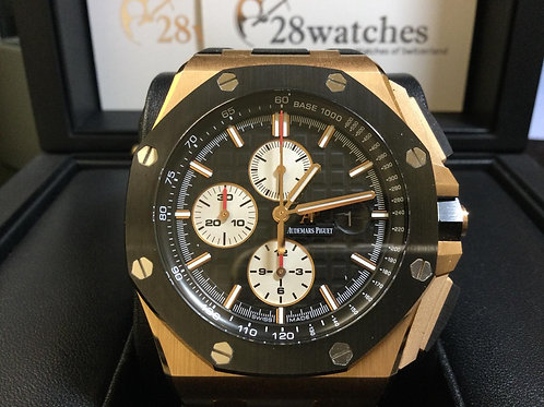 Pre-Owned Audemars Piguet Royal Oak Offshore Chronograph 26401RO.OO.A002CA.01 二手