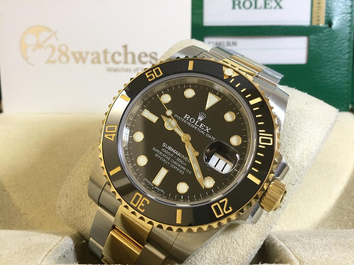 Pre-Owned Rolex Submariner Date 116613LN 二手 - 銅鑼灣店