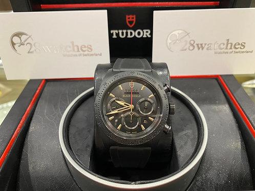 Pre-Owned Tudor Fastrider Black Shield 42000CN 二手行貨,AD發票 - 尖沙咀店