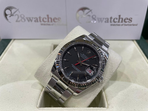 Pre-Owned Rolex Datejust 116264 二手,內影,停產 - 尖沙咀店