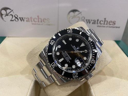 Pre-Owned Rolex Submariner Date 116610LN 二手,行貨,五年保養,亂碼,內影,行貨,藍光 - 尖沙咀店