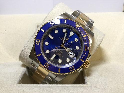 【銅鑼灣店】二手 Rolex Submariner Date 16613LB
