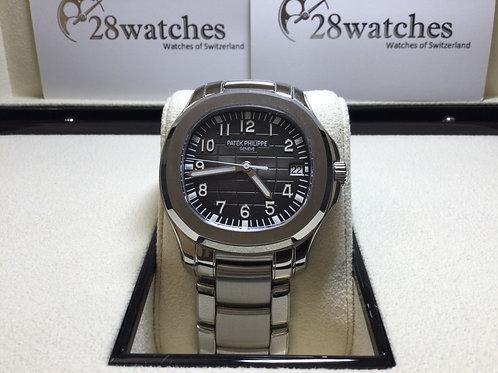 Pre-Owned Patek Philippe Aquanaut 5167/1A-001 二手 - 銅鑼灣店