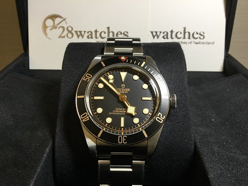 Brand new Tudor Black Bay Fifty-Eight 79030N 全新 - 銅鑼灣店