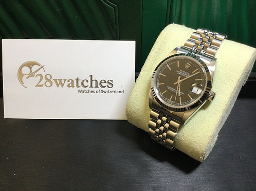 Pre-Owned Rolex Datejust 78274 二手,淨錶 - 銅鑼灣店