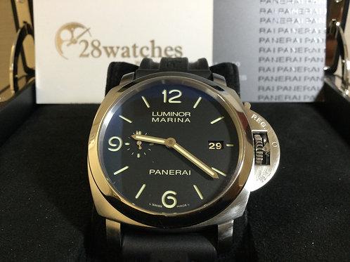 Pre-Owned Panerai Luminor Marina 1950 3 Days Automatic PAM00312 二手 - 銅鑼灣店