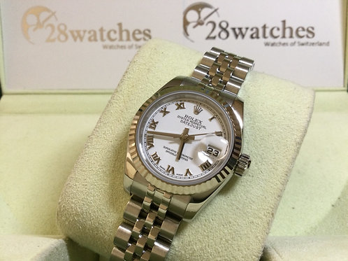 Pre-Owned Rolex Lady-Datejust 179174 二手- 銅鑼灣店