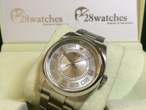 Pre-Owned Rolex Oyster Perpetual 36 116000 二手,停產- 銅鑼灣店
