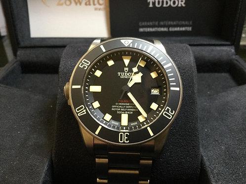 Pre-Owned Tudor Pelagos 25610TNL 二手,新卡,左迪  - 銅鑼灣店