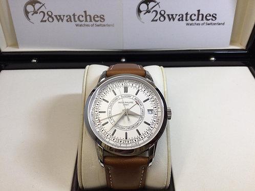 Pre-Owned Patek Philippe Calatrava 5212A-001 二手,5個月錶,Complication,保養中 - 銅鑼灣店