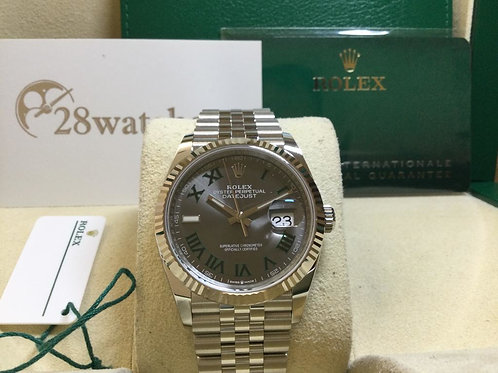 Brand new Rolex Datejust 126234-0045 全新,溫布頓 - 銅鑼灣店