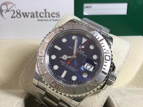 Pre-Owned Rolex Yacht-Master 116622 二手,保養中  - 銅鑼灣店