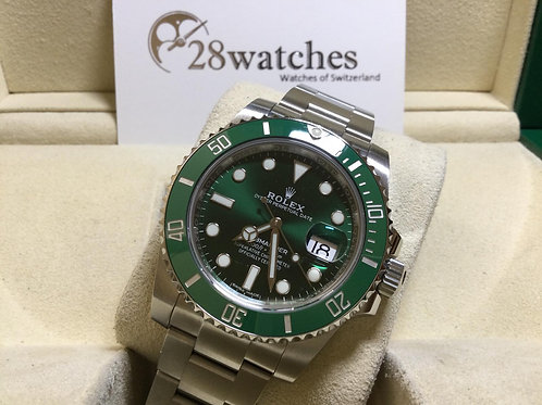 Pre-Owned Rolex Rolex Submariner Date 116610LV 二手 - 銅鑼灣店