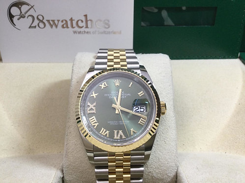 Brand new Rolex Datejust 126233 全新 - 銅鑼灣店