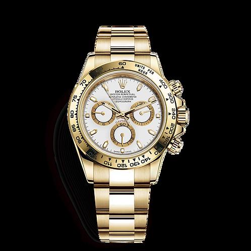 Rolex Daytona 116508-0001 White