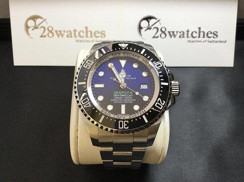 Pre-Owned Rolex Sea-Dweller Deepsea 116660 二手 停產 - 銅鑼灣店