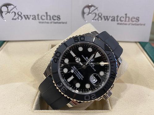 【尖沙咀店】二手 Rolex Yacht-Master 226659「五年保養」「亂碼」「內影」「藍光」