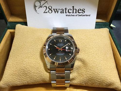 Pre-Owned Rolex Datejust 116261 二手,10格帶,D頭  - 銅鑼灣店