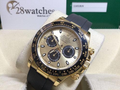 Pre-Owned Rolex Daytona 116518LN 二手 - 銅鑼灣店