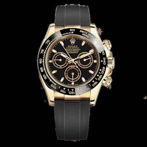 全新 Rolex Daytona 116518LN Black