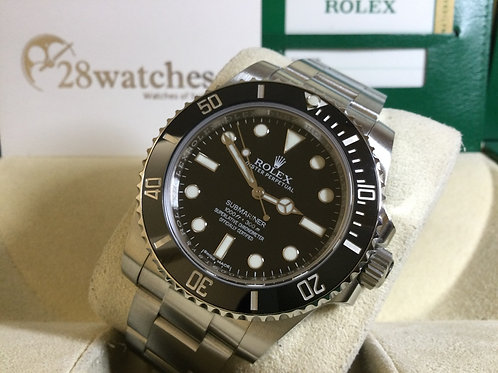 二手 Rolex Submariner 114060 - 28watches