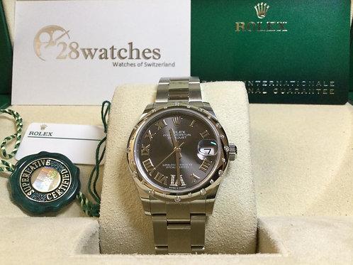 Brand new Rolex Datejust 278344RBR 全新 - 銅鑼灣店