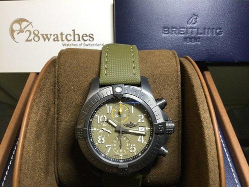 Pre-Owned Breitling Avenger V13317101L1X1 二手行貨,AD發票,五年保養  - 銅鑼灣店