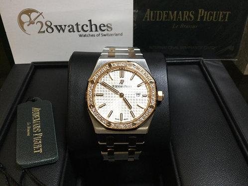 Pre-Owned Audemars Piguet Royal Oak Lady 67651SR.ZZ.1261SR.01 二手 - 銅鑼灣店