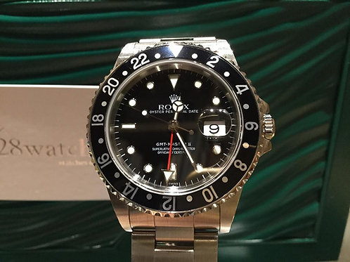 Rolex GMT-Master II 16710 淨錶