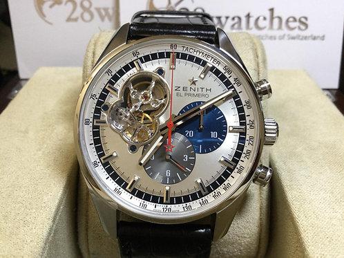 Pre-Owned Zenith El Primero Chronomaster 03.2040.4061/69.C496 二手- 銅鑼灣店