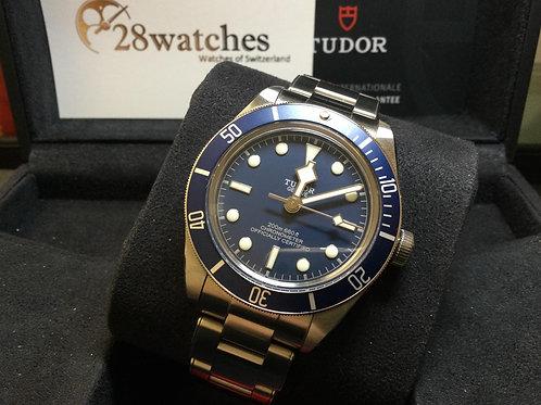 NOS Tudor Black Bay Fifty-Eight 79030B 未用品,新卡,五年保養 - 銅鑼灣店