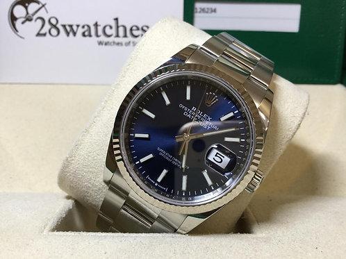 【銅鑼灣店】二手 Rolex Datejust 126234「行貨」「AD發票」「五年保養」「內影」