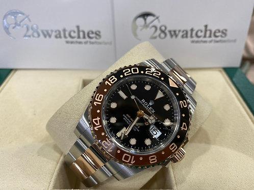 Pre-Owned Rolex GMT-Master II 126711CHNR 二手 五年保養 亂碼 內影 停產 齊格 藍光 - 尖沙咀店