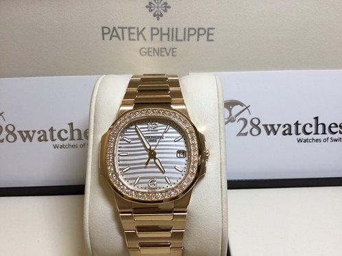 Brand new Patek Philippe Nautilus 7010/1R-011 全新 - 銅鑼灣店