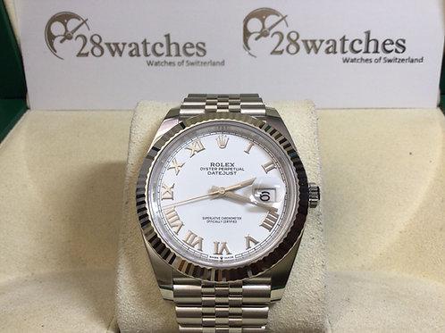 Brand new Rolex Datejust 126334-0010 全新 - 銅鑼灣店