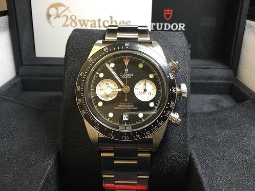 Brand new Tudor Black Bay Chrono 79360N 全新- 銅鑼灣店