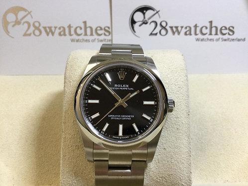 Brand new Rolex Oyster Perpetual 124200 全新,行貨,五年保養  - 銅鑼灣店