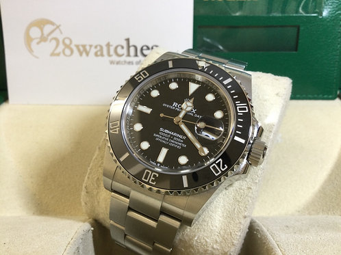 NOS Rolex Submariner Date 126610LN 未用品 - 銅鑼灣店