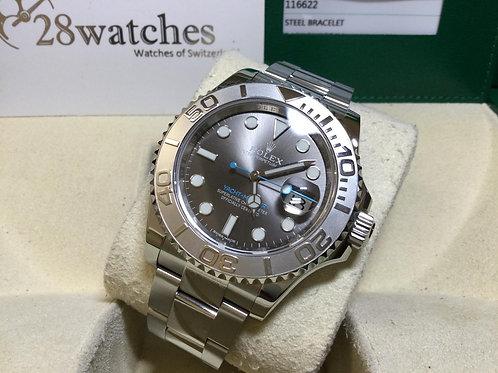 二手 Rolex Yacht-Master 40 116622 - 28watches