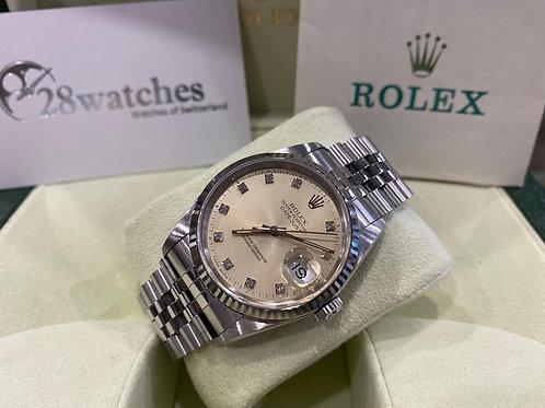 【尖沙咀店】二手 Rolex Datejust 16234「行貨」「停產」
