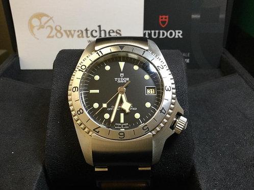 Brand new Tudor Black Bay 70150 全新 - 銅鑼灣店