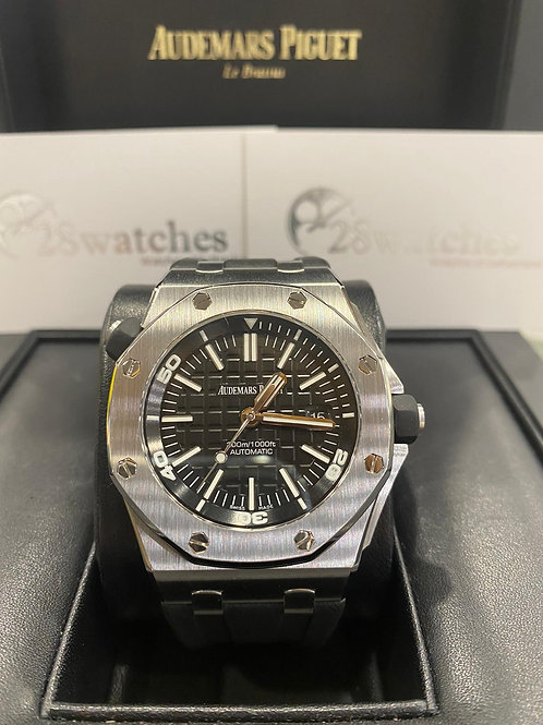 【尖沙咀店】二手 Audemars Piguet Royal Oak Offshore Diver 15710ST